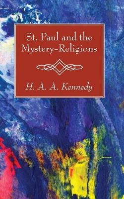 St. Paul and the Mystery-Religions (Paperback)