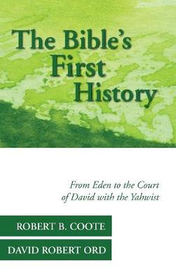 The Bible's First History (Hardback)