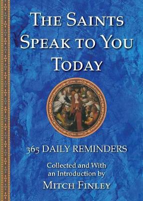 The Saints Speak to You Today (Paperback)