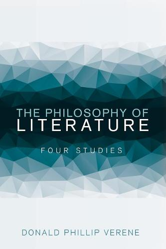 The Philosophy of Literature (Paperback)