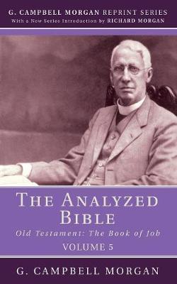The Analyzed Bible, Volume 5 (Paperback)