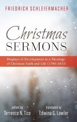 Christmas Sermons (Hardback)