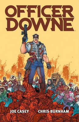 Officer Downe (Paperback)