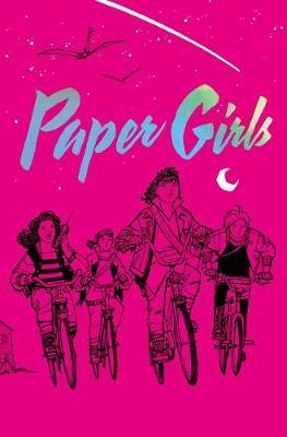 Paper Girls Deluxe Edition Volume 1 (Hardback)