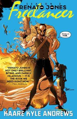 Renato Jones Season Two: The Freelancer (Paperback)