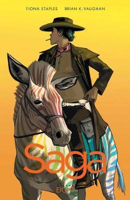 Saga Volume 8 (Paperback)
