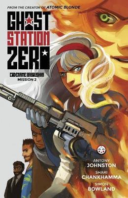 Ghost Station Zero (Paperback)