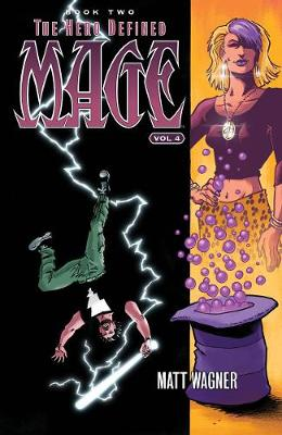 Mage Book Two: The Hero Defined Part Two (Volume 4) (Paperback)