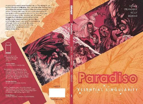 Paradiso Volume 1: Essential Singularity (Paperback)