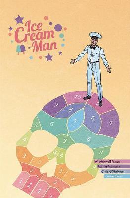 Ice Cream Man Volume 3: Hopscotch Melange (Paperback)