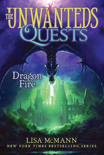 Dragon Fire - The Unwanteds Quests 5 (Paperback)