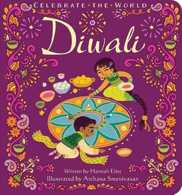 Diwali - Celebrate the World (Board book)