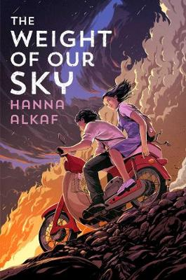 The Weight of Our Sky (Hardback)