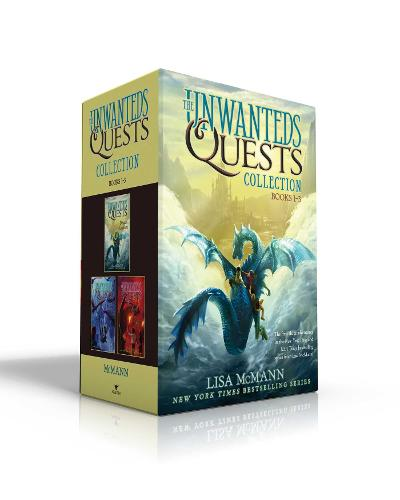 The Unwanteds Quests Collection Books 1-3: Dragon Captives; Dragon Bones; Dragon Ghosts - The Unwanteds Quests (Paperback)