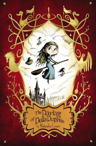 The Daring of Della Dupree - Poppy Pendle (Paperback)