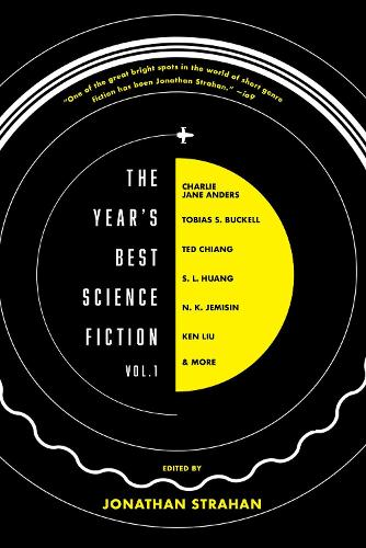 The Year's Best Science Fiction Vol. 1: The Saga Anthology of Science Fiction 2020 (Paperback)