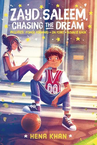 Zayd Saleem, Chasing the Dream: Power Forward; On Point; Bounce Back - Zayd Saleem, Chasing the Dream (Paperback)