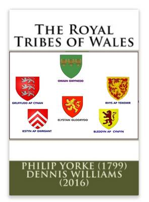 The Royal Tribes of Wales (Paperback)