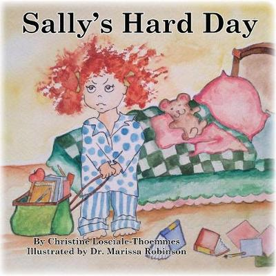 Sally's Hard Day (Paperback)
