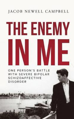 The Enemy in Me: One Person's Battle with Severe Bipolar Schizoaffective Disorder (Paperback)