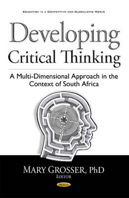 Developing Critical Thinking: A Multi-Dimensional Approach in the Context of South Africa (Hardback)