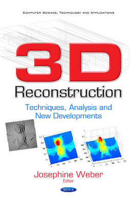 3D Reconstruction: Techniques, Analysis & New Developments (Hardback)