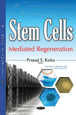 Stem Cells-Mediated Regeneration (Hardback)