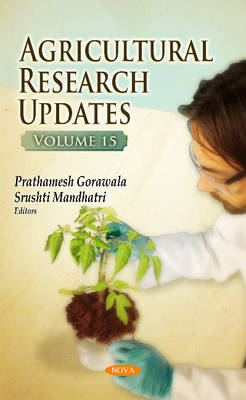 Agricultural Research Updates: Volume 15 (Hardback)