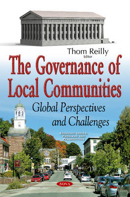 Governance of Local Communities: Global Perspectives & Challenges (Hardback)