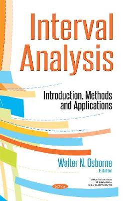 Interval Analysis: Introduction, Methods & Applications (Hardback)