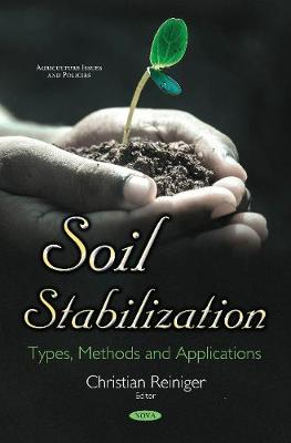 Soil Stabilization: Types, Methods & Applications (Hardback)