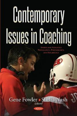 Contemporary Issues in Coaching (Paperback)