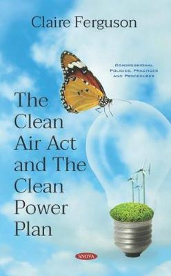 The Clean Air Act and The Clean Power Plan (Hardback)