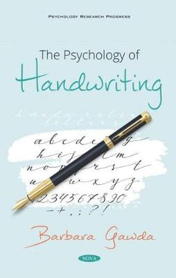 Psychology of Handwriting (Paperback)