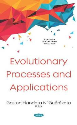 Evolutionary Processes and Applications (Paperback)