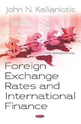 Foreign Exchange Rates and International Finance (Hardback)