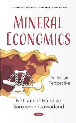 Mineral Economics: An Indian Perspective (Hardback)