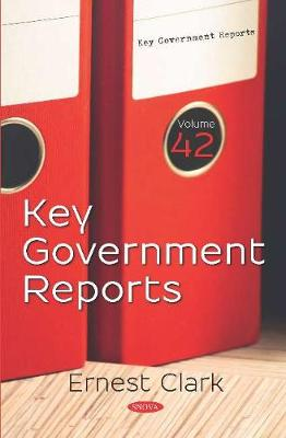 Key Government Reports: Volume 42 (Paperback)