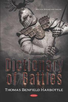 Dictionary of Battles (Hardback)