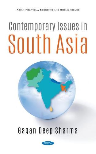 Contemporary Issues in South Asia (Hardback)