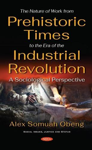 The Nature of Work from Prehistoric Times to the Era of the Industrial Revolution: A Sociological Perspective (Hardback)