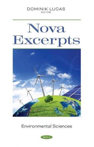 Nova Excerpts: Environmental Sciences (Hardback)