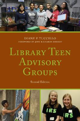 Library Teen Advisory Groups (Paperback)