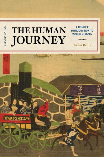 The Human Journey: A Concise Introduction to World History (Paperback)