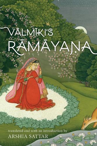 Valmiki's Ramayana (Paperback)