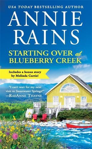 Starting Over at Blueberry Creek: Includes a bonus novella (Paperback)