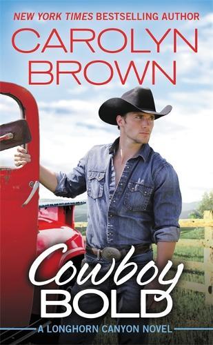 Cowboy Bold - Longhorn Canyon (Paperback)