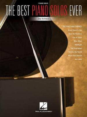 The Best Piano Solos Ever (2nd Edition) (Paperback)