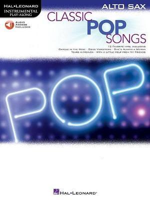 Classic Pop Songs (Alto Saxophone) (Paperback)