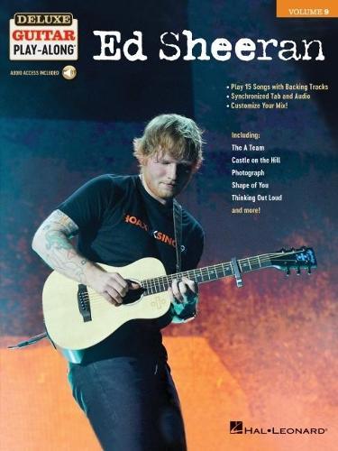 Deluxe Guitar Play-Along: Ed Sheeran (Paperback)